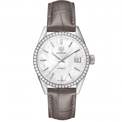 TAG Heuer Carrera WBK2316.FC8258 Diamanty, Automat, 36 mm