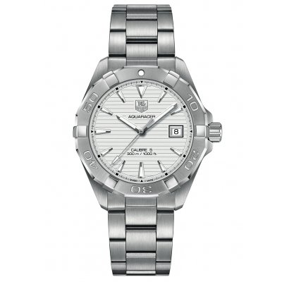 TAG Heuer Aquaracer Calibre 5 WAY2111.BA0928 Water resistance 300M, Automatic, 40.5 mm
