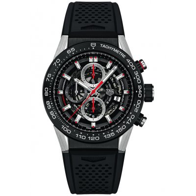 TAG Heuer Carrera Heuer 01 CAR2A1Z.FT6044 Manufaktúrny kalibr, 45 mm