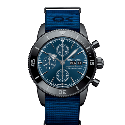 Breitling Superocean Héritage II Chronograph 44 Outerknown M133132A1C1W1 Automat, 44mm, 200m vodeodolnosť