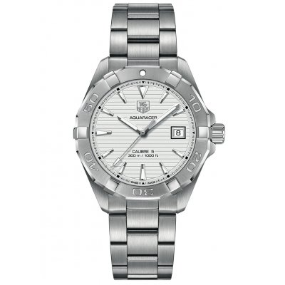 TAG Heuer Aquaracer Calibre 5 WAY2111.BA0910 Water resistance 300M, Automatic, 41 mm