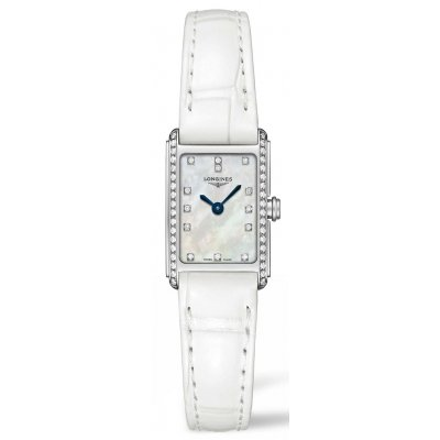 Longines DolceVitta L52580872 Diamanty, Quartz, 20.50 x 32.00 mm