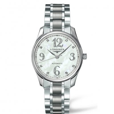 Longines Master Collection L25184886 Diamonds, Automatic, 36 mm