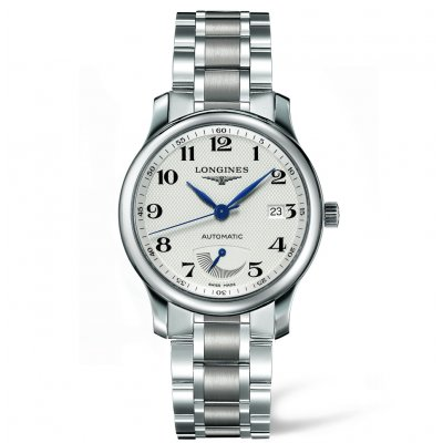 Longines Master Collection L27084786 Rezerva chodu, Automat, 38.50 mm