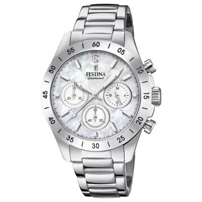 Festina Diamond F20397/1 Diamant, Quartz, 38.5 mm