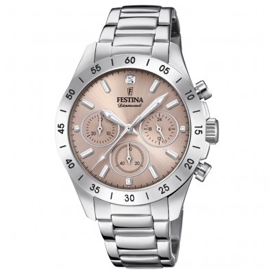 Festina Diamond F20397/3 Diamant, Quartz, 38.5 mm