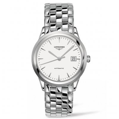 Longines Flagship L48744126 Indexy, Automat, 38.5 mm
