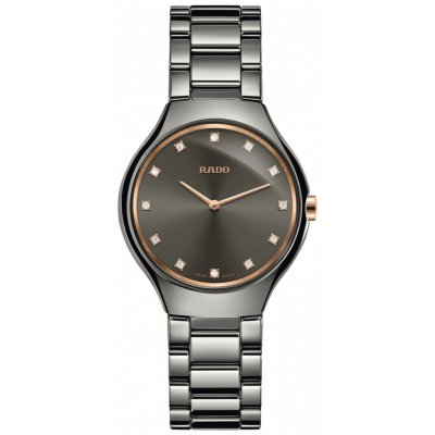 Rado True R27956722 Diamanty, Quartz, 30 mm