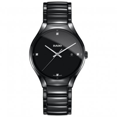 Rado True R27 238 72 2 Diamanty, Keramika, 40 mm
