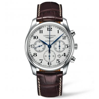 Longines Master Collection L27594783 Column-Wheel, Automat Chronograf, 42 mm