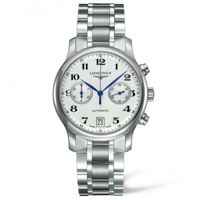 Longines Master Collection L26694786 Automat Chronograf, 38.50 mm