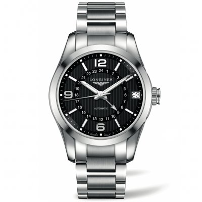 Longines Conquest Classic L27994566 Dual time, Automatic, 42 mm