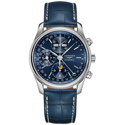 Longines Master Collection L26734920 Moonphase, Automatic, 40 mm