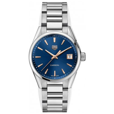 TAG Heuer Carrera WBK1312.BA0652 Steel Bracelet, Quartz, 32 mm