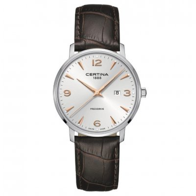 Certina DS Caimano C035.410.16.037.01 Arabské číslice , Quartz, 39 mm