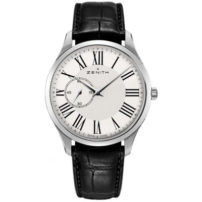 Zenith Elite 03.2010.681/11.C493 Ultra Thin, Automat, 40 mm