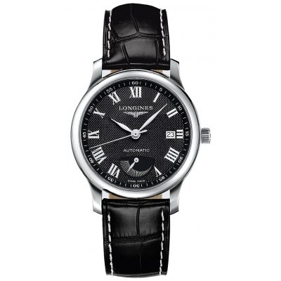 Longines Master Collection L27084517 Automat, Rezerva chodu, 38 mm