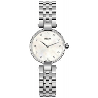 Rado Coupole R22854929 Diamonds, Quartz, 27 mm