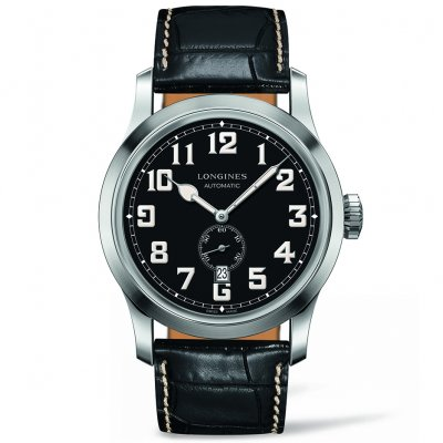Longines Heritage L28114530 Military, Automat, 44 mm