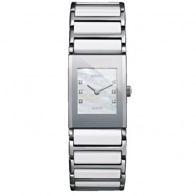 Rado Integral R20747901 Diamonds, Quartz, 19.2 x 24.2 mm