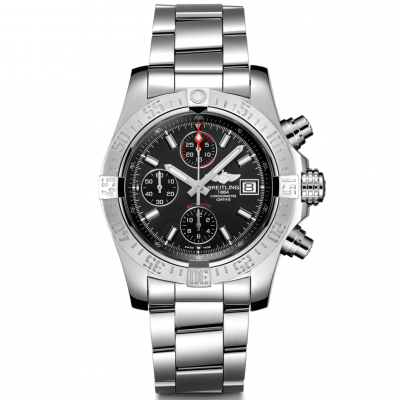 Breitling Avenger II A13381111B1A1 Water resistance 300M, Automatic Chronograph, 43 mm