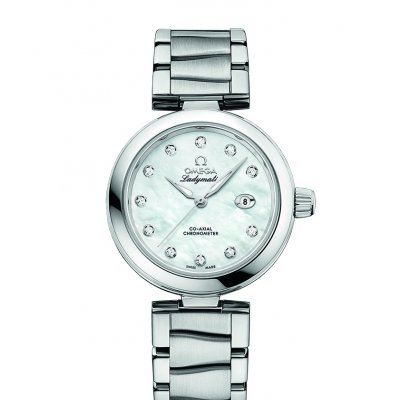 Omega De Ville Ladymatic 425.30.34.20.55.002 Diamanty, Automat, 34 mm