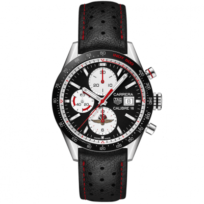 TAG Heuer Carrera CV201AS.FC6429 INDY 500, Automat Chronograf, 41mm