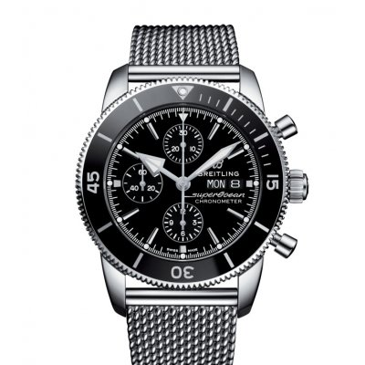 Breitling Superocean Héritage II Chronographe 44 A13313121B1A1 Water resistance 200M, Automat Chronograph, 44 mm