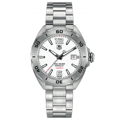 TAG Heuer Formula 1 Calibre 6 WAZ2114.BA0875 Calibre 6, Automatic, 41 mm