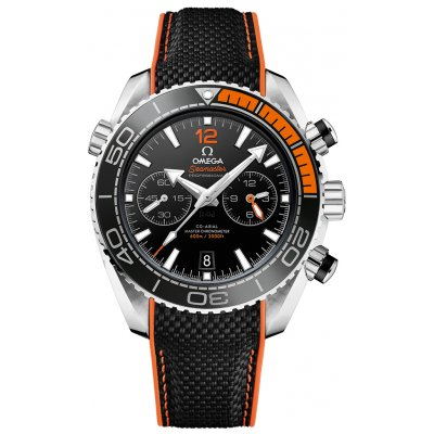 Omega Seamaster Planet Ocean 600M 215.32.46.51.01.001 Water resistance 600M, Automatic Chronograph, 45.5 mm