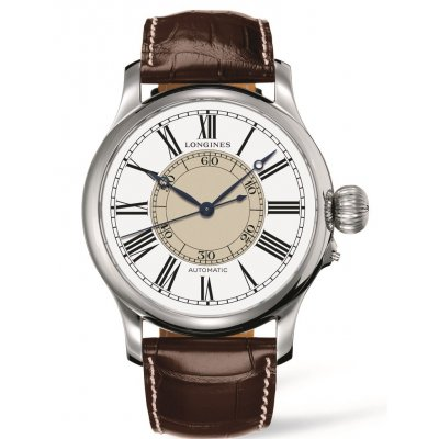 Longines Heritage L27134110 WEEMS Second Settings, Automat, 47.50 mm