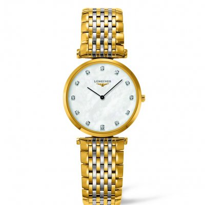 Longines La Grande Classique de Longines L45122877 Diamanty, Quartz, 29 mm