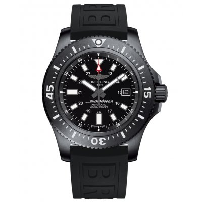 Breitling Superocean 44 SPECIAL M1739313/BE92/153S Vode odolnosť 1000M, Automat, 44 mm