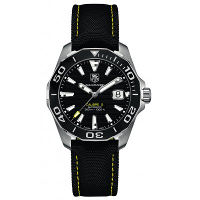 TAG Heuer Aquaracer Calibre 5 WAY211A.FC6362 Water resistance 300M, Automatic, 41 mm