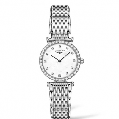 Longines La Grande Classique de Longines L43410806 Diamanty, Quartz, 24 mm