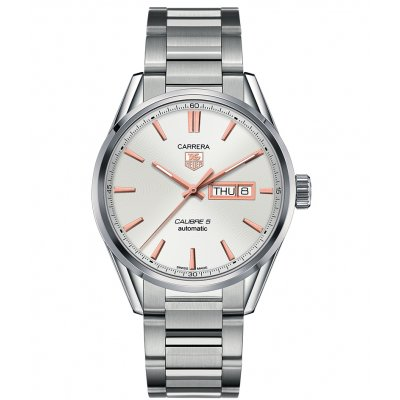 TAG Heuer Carrera Calibre 5 Day-Date WAR201D.BA0723 Automat, 41 mm