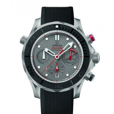 Omega Seamaster Diver 300M 212.92.44.50.99.001 Water resistance 300M, Automatic Chronograph, 44 mm
