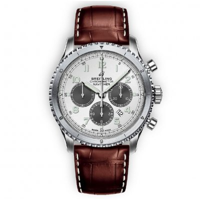 Breitling Navitimer 8 B01 Chronograph 43 AB01171A1G1P1 Automatic Chronograph, 43 mm