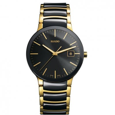 Rado Centrix R30 929 15 2 Quartz, Ceramic, 38 mm