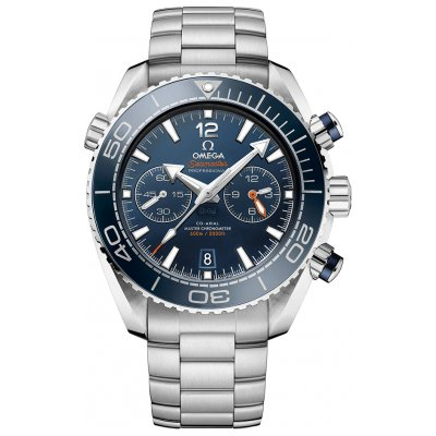 Omega Seamaster Planet Ocean 600M 215.30.46.51.03.001 Automatic, Water resistance 600M, 45.5 mm