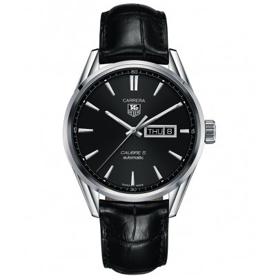 TAG Heuer Carrera Calibre 5 Day-Date WAR201A.FC6266 Automat, 41 mm