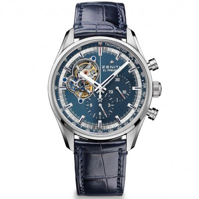 Zenith Chronomaster 03.20416.4061/51.C70 Automatic, Chronograph, Water resistance 100M, 42 mm
