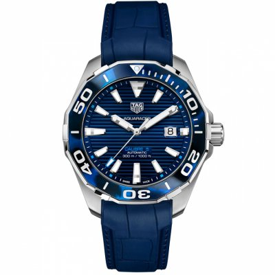 TAG Heuer Aquaracer WAY201P.FT6178 Calibre 5, Vode odolnosť 300M, 43 mm