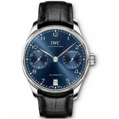 IWC Portugieser AUTOMATIC IW500710 7 days power reserve,  42.3 mm