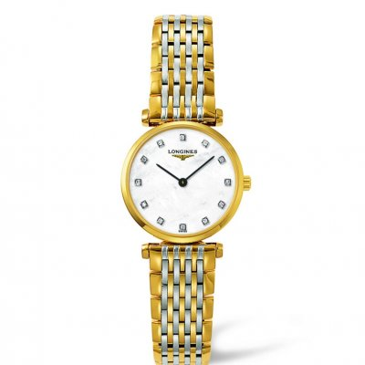 Longines La Grande Classique de Longines L42092877 Diamonds, Quartz, 24 mm