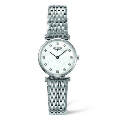 Longines La Grande Classique de Longines L42094876 Diamanty, Quartz, 24 mm