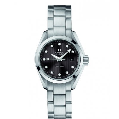 Omega Seamaster Aqua Terra 150M 231.10.30.60.56.001 Diamonds, Quartz, 30 mm