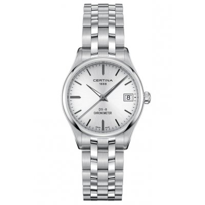 Certina DS-8 C033.251.11.031.00 Chronometer, Quartz, 30 mm