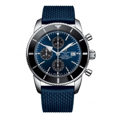 Breitling Superocean Héritage II Chronographe 46 A1331212/C968/277S Water resistance 200M, Automat Chronograph, 46 mm