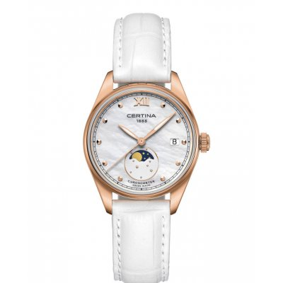 Certina DS-8 C033.257.36.118.00 Chronometer, Quartz, 32 mm